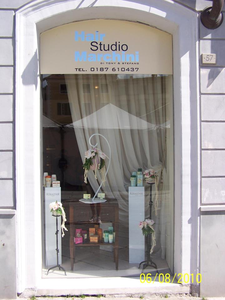 Extension capelli Carrara HAIR STUDIO MARCHINI