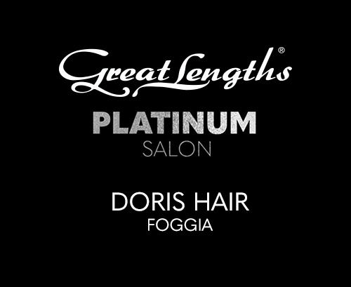DORIS HAIR – Salone extension e GL VOLUME Great Lengths a Foggia