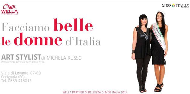 Michela Russo Art Stylist - Extensions capelli a Cerignola