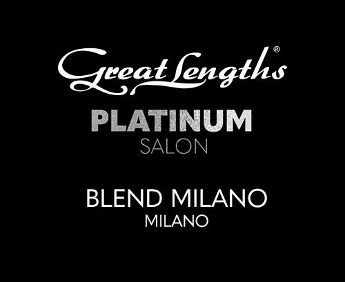 BLEND Milano – Salone extension capelli a Milano