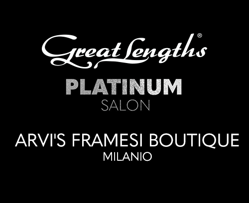 Arvi's Framesi Boutique – Extension Great Lengths a Milano