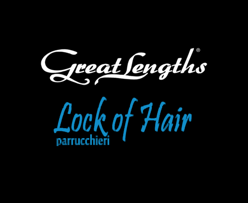 Lock of Hair – Salone extension Great Lengths a Parma