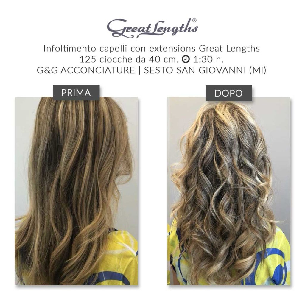 Gg Hair Beauty Concept Extensions Great Lengths Sesto San