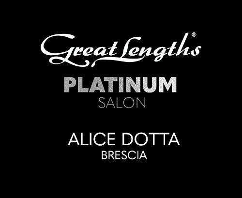 Alice Dotta | Parrucchiere Extensions Great Lengths a Brescia