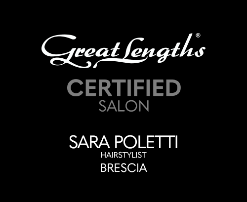 Sara Poletti hairstylist | Extensions Great Lengths a Brescia