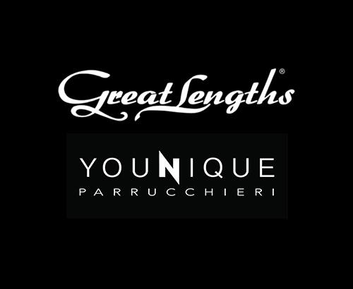 YOUNIQUE Parrucchieri | Extensions Great Lengths a Borgomanero