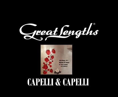 Capelli & Capelli | Extensions Great Lengths Isola d'Elba