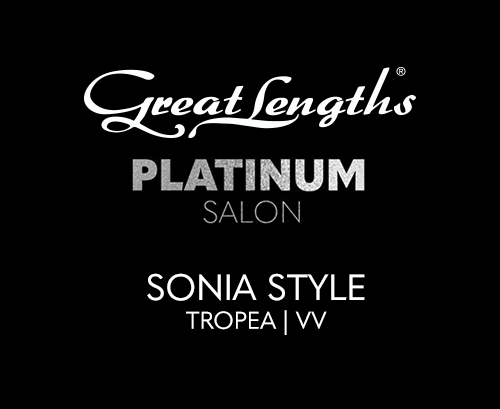 Sonia Style | Extensions Great Lengths a Tropea