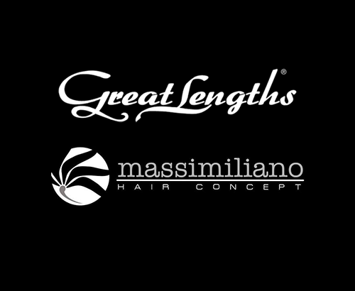Massimiliano hair concept | Salone extensions Great Lengths a Cascina