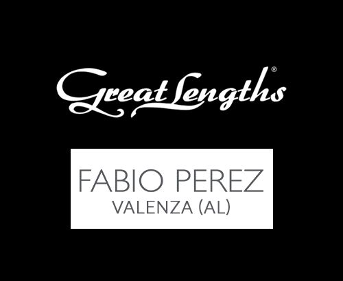 Fabio Perez | Salone extensions Great Lengths a Valenza