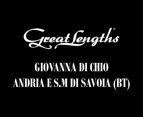 Giovanna Di Chio | GL Volume Great Lengths a Andria