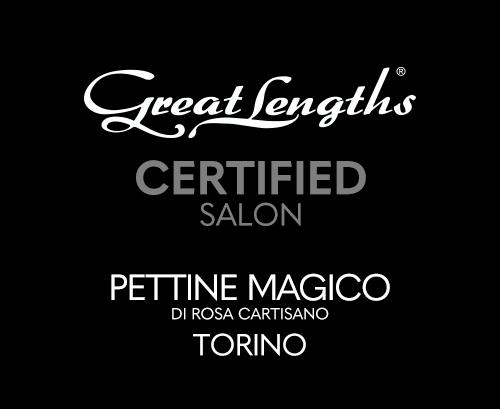 Pettine Magico di Rosa Cartisano | Extensions Great Lengths a Torino