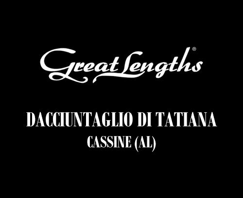 Dacciuntaglio di Tatiana | Extensions Great Lengths a Cassine Alessandria