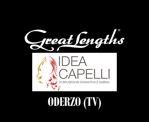 Idea Capelli | Salone extensions Great Lengths a Oderzo