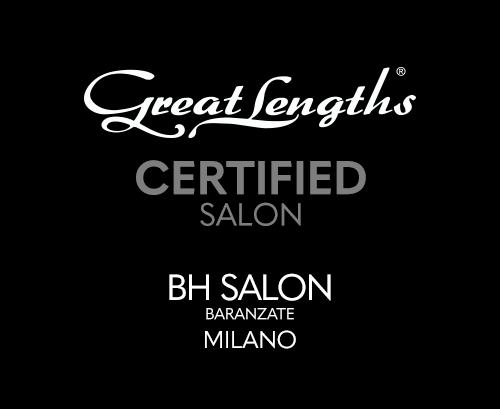 BH Salon di Gianni Leccia | GL volume ed extensions Great Lengths a Baranzate