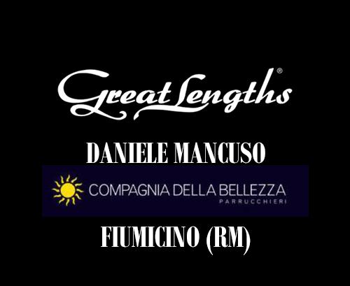 Compagnia della Bellezza Daniele Mancuso | Extensions Great Lengths a Fiumicino