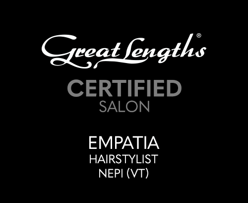 Empatia hairstylist | Extensions Great Lengths a Nepi