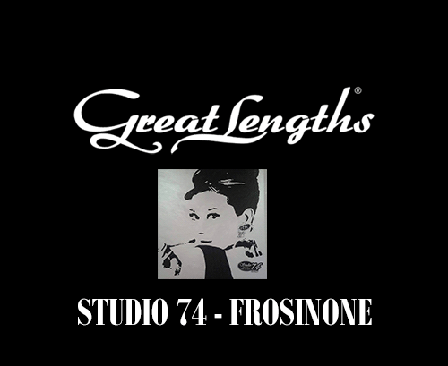 Studio 74 | Extensions Great Lengths a Frosinone