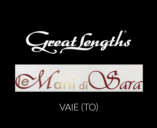 Le mani di Sara | Extensions Great Lengths a Vaie