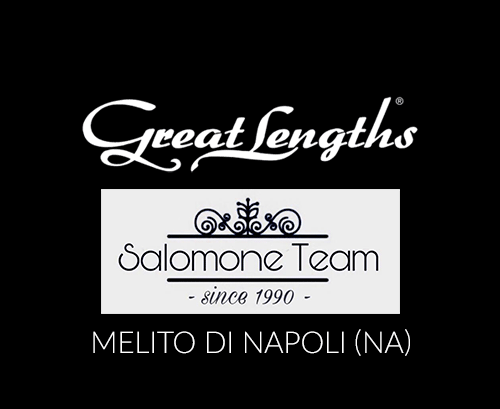 Salomone Team | Extensions Great Lengths a Melito di Napoli