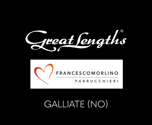 Francesco Morlino Parrucchieri | Extensions Great Lengths a Galliate