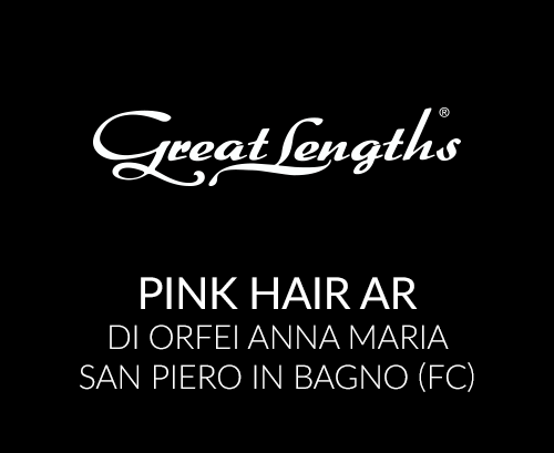 Pink Hair Ar | Extensions Great Lengths a San Piero in Bagno