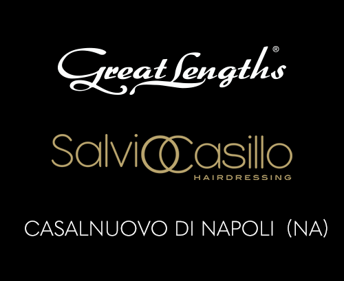 Salvio Casillo Hairdressing | Extensions Great Lengths a Casalnuovo