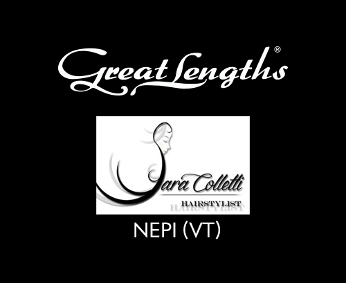 Sara Colletti Hairstylist | Extensions Great Lengths a Nepi