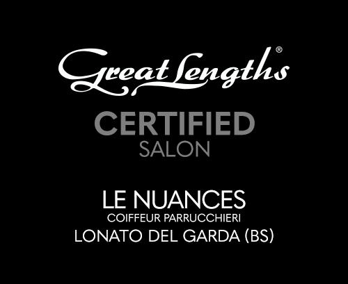 Le Nuances Coiffeur Parrucchieri   Extensions Great Lengths a Lonato del Garda