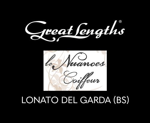 Parrucchieri Le Nuances | Extensions Great Lengths a Lonato del Garda