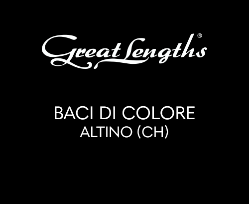 Baci di Colore | Extensions Great Lengths a Altino