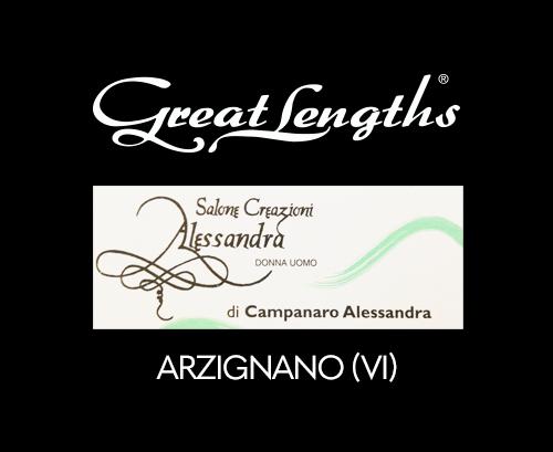 Salone Creazioni Alessandra Campanaro | Extensions Great Lengths a Arzignano