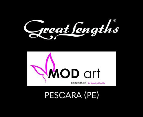 MOD Art Parrucchieri | Extensions Great Lengths a Pescara