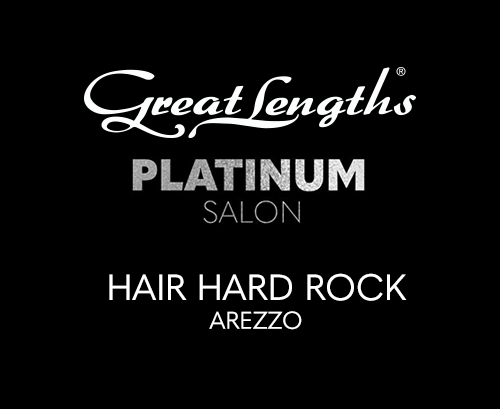 Hair Hard Rock. Extension Great Lengths Arezzo