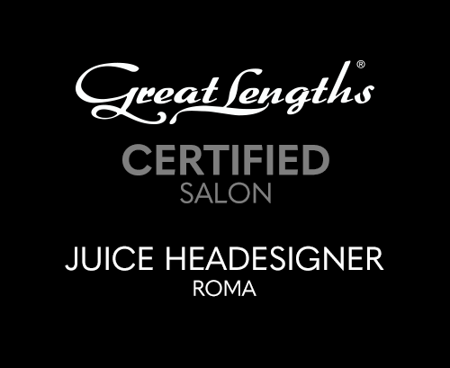 Juice Headesigner | Extensions Great Lengths a Roma