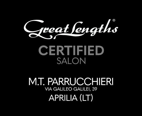 M.T. Parrucchieri   Extensions Great Lengths Aprilia