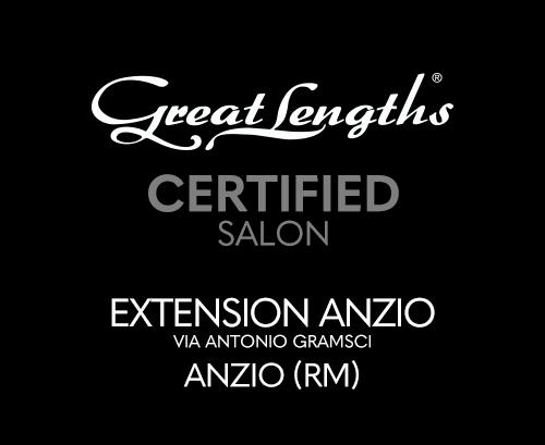 Parrucchiere Extension Anzio Via Gramsci | Extension Great Lengths a Anzio