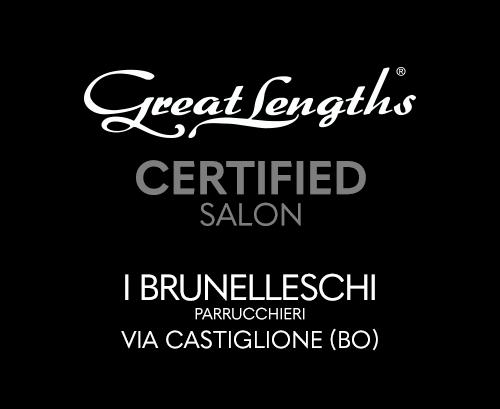 I Brunelleschi Parrucchieri – Via Castiglione   Extensions Great Lengths a Bologna