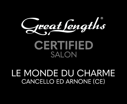 Le Monde du Charme | Extensions Great Lengths a Cancello ed Arnone